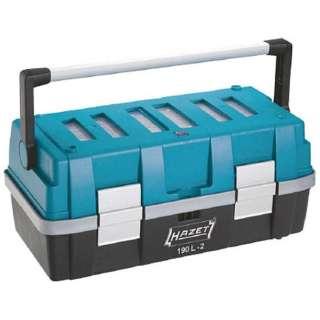 パーツケース付ツールボックス 190L2