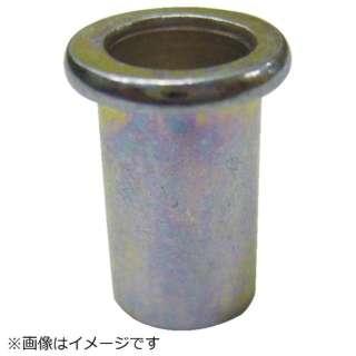 パック入りナット(50本入) Kタイプ スティール 3-2.0 NSK3P 《※画像はイメージです。実際の商品とは異なります》