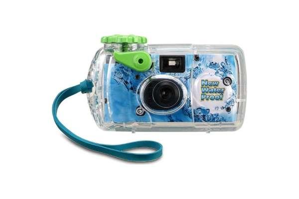 フィルムカメラのおすすめ 富士フイルム「写ルンです」New ウォータープルーフ
