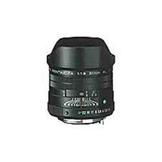 カメラレンズ smc PENTAX-FA31mmF1.8AL Limited ブラック [ペンタックスK /単焦点レンズ]