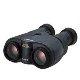 【8倍双眼鏡】防振双眼鏡 BINOCULARS 8×25 IS BINO8X25IS [8倍]