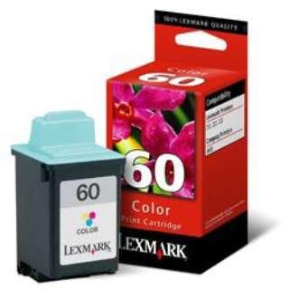 17G0060 純正プリンターインク 60 カラー