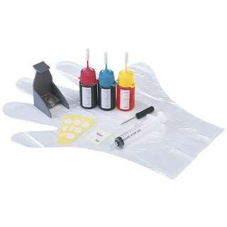 INK-HP2K15S 詰め替えインク 3色セット