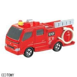 トミカ No.041 モリタポンプ 消防車(サック箱)
