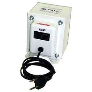 変圧器 (アップダウントランス) 「トランスフォーマ SKシリーズ」(200V⇔100V・容量550W) SK-550