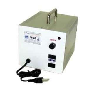 変圧器 (アップダウントランス) 「トランスフォーマ SKシリーズ」(220V⇔100V・容量1600W) SK-1600E