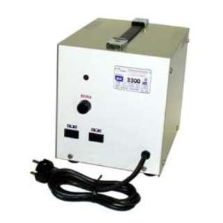 変圧器 (アップダウントランス) 「トランスフォーマ SKシリーズ」(200V⇔100V・容量3300W) SK-3300