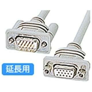 KB-HD152FK アナログRGB延長ケーブル ミニD-sub(HD)15pin⇒ミニD-sub(HD)15pin [2m]