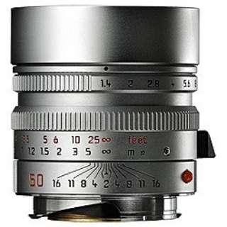 カメラレンズ M F1.4/50mm ASPH. SUMMILUX(ズミルックス) シルバー 11892C [ライカM /単焦点レンズ]