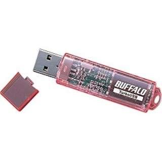 RUF-C2GS-PK/U2 USBメモリ ピンク [2GB /USB2.0 /USB TypeA /キャップ式]