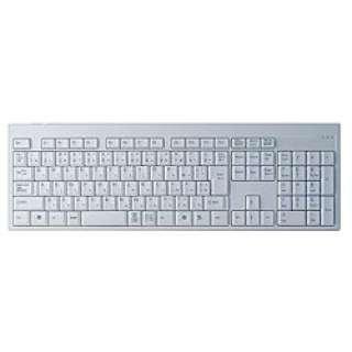 OWL-KB109NCW キーボード ホワイト [コード /]