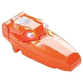2220 VB3 懐中電灯 フラッシュライト orange [LED /ボタン電池 /防水]