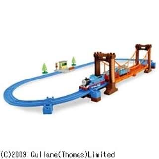 プラレールトーマスシリーズ きかんしゃトーマス ぐらぐらつり橋セット