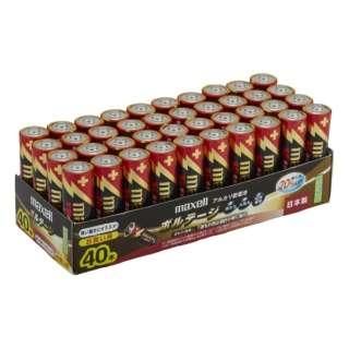 LR6-T-40P TR 単3電池 VOLTAGE(ボルテージ) [40本 /アルカリ]