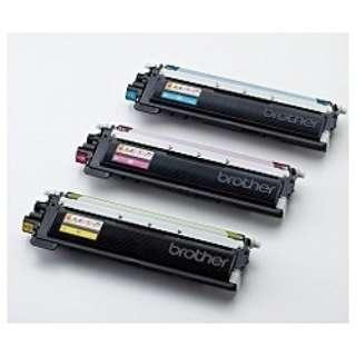TN-290CMY 【ブラザー純正】トナーカートリッジカラー3色パック TN-290CMY 対応型番:MFC-9120CN、DCP-9010CN、MFC-9120CN、DCP-9010CN 他 トナーカートリッジ(カラー3色入りパック) シアン/マゼンタ/イエロー