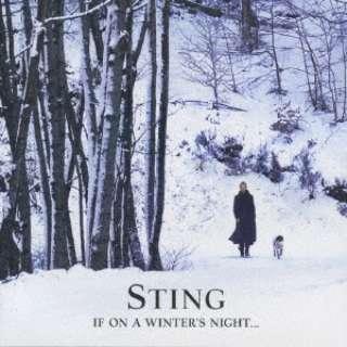 スティング/ウィンターズ・ナイト 初回限定盤 【CD】