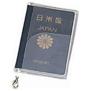 SWT パスポートカバー クリア 透明