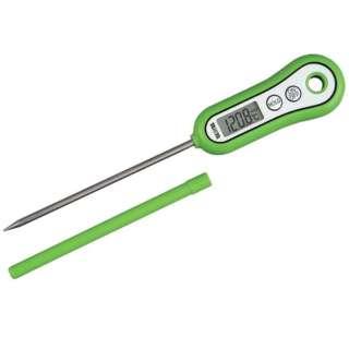 デジタル温度計 TT-533-GR グリーン
