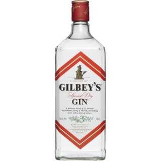 ギルビー ジン[37.5度] 750ml【ジン】