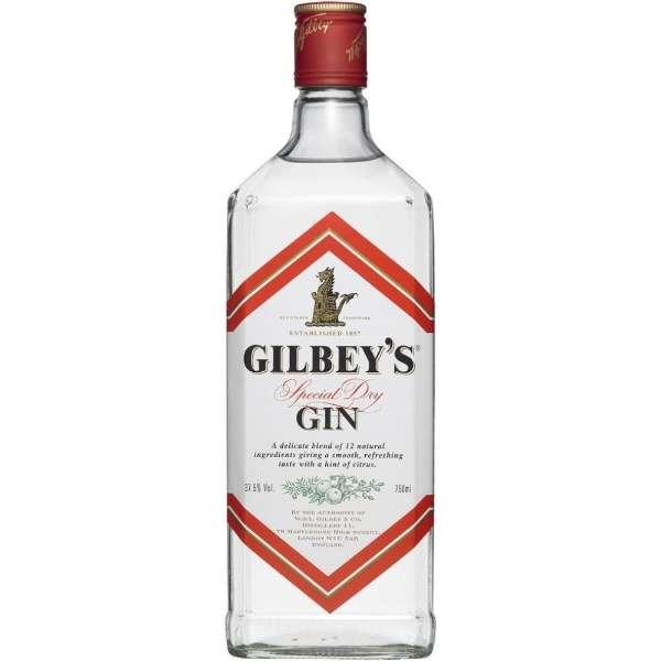 ギルビー ジン 37.5度 750ml【ジン】