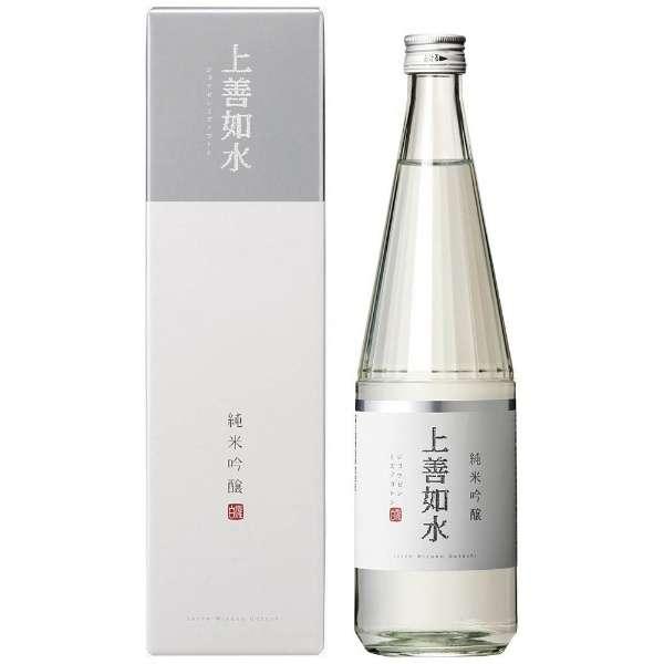上善如水 純米吟醸 720ml【日本酒・清酒】