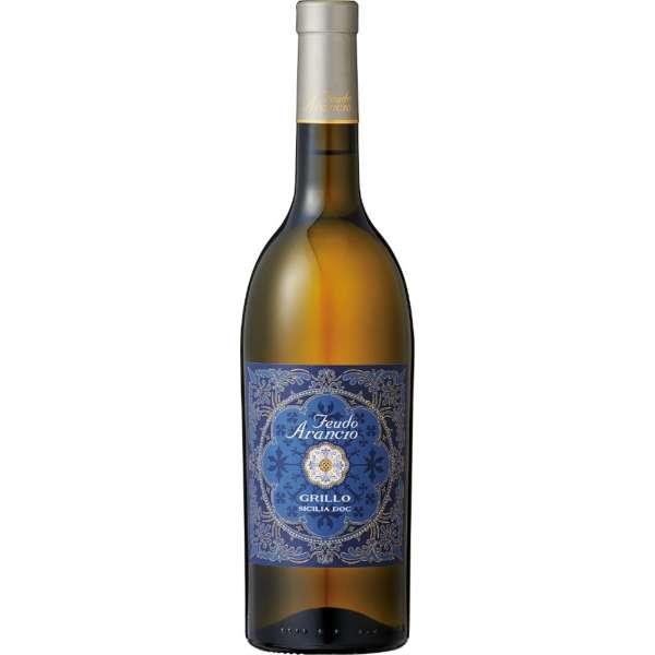 フェウド・アランチョ グリッロ 750ml【白ワイン】