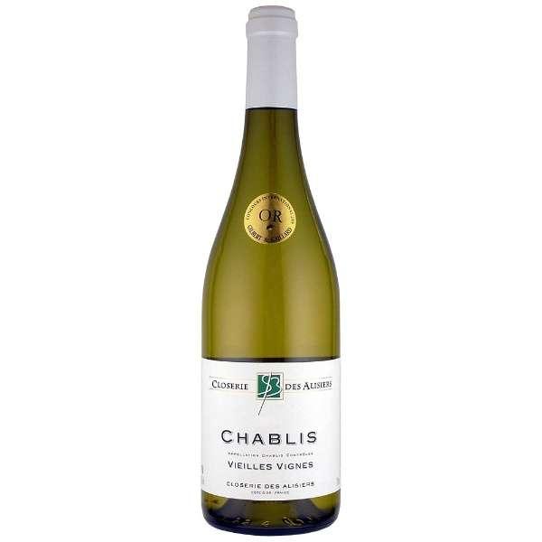 クロズリー デ アリズィエ シャブリ ヴィエーユ・ヴィーニュ 750ml【白ワイン】