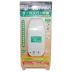 變壓器(降低變壓器、熱器具專用)(1000W)SK-20E