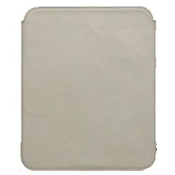 iPad用 レザーケース (ホワイト) PIP-80