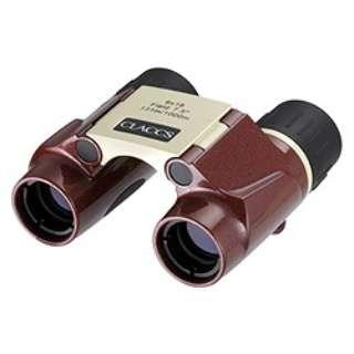 6倍双眼鏡「CLACCS」6×18DCF-IFF(ワインレッド)
