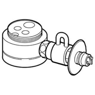 CB-SXF6 分岐水栓 [食器洗い乾燥機用]
