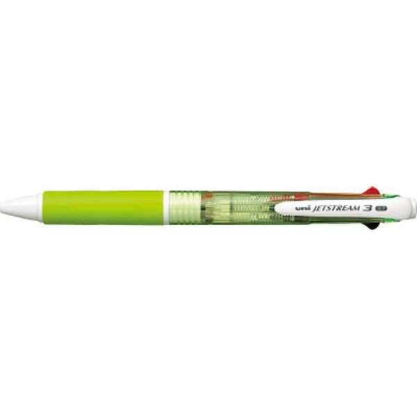 [ボールペン] ジェットストリーム 3色ボールペン (緑) SXE340007.6