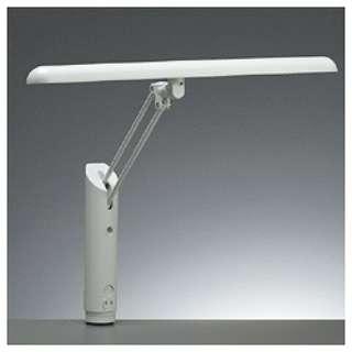 Z-3500W 2Way式スタンドライト Z-Light(ゼットライト) ホワイト [昼白色 /蛍光灯]