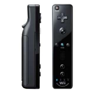 Wiiリモコンプラス クロ【Wii】