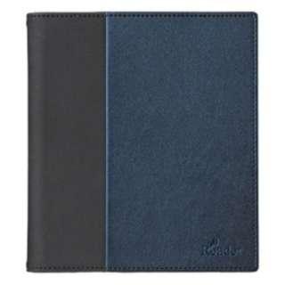 【純正】 Reader Pocket Edition 5型用 ライト付きブックカバー (ブルー) PRSA-CL35 L