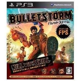 バレットストーム【PS3ゲームソフト】
