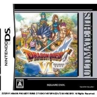 ULTIMATE HITS ドラゴンクエストVI 幻の大地【DSゲームソフト】
