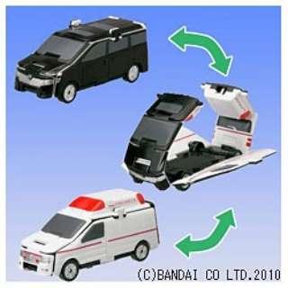 VooV(ブーブ)【VS27】日産 エルグランド~パラメディック高規格救急車