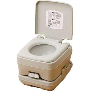 【マリン商事】本格派ポータブル水洗トイレ(10L) SE-700