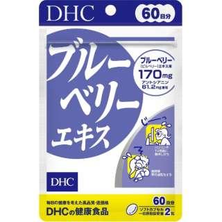 DHC(ディーエイチシー) ブルーベリーエキス 60日分(120粒)〔栄養補助食品〕