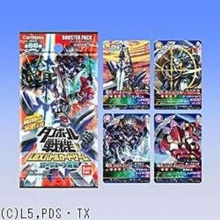 【パック単位販売】ダンボール戦機 LBXバトルカードゲーム ブースターパック 第3弾「オーディーン発進」