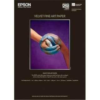 Velvet Fine Art Paper (A2/25枚) KA225VFA