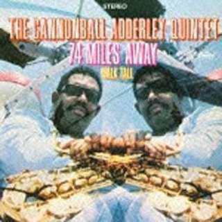 キャノンボール・アダレイ/JAZZ名盤 BEST & MORE 999 第4期:74マイルズ・アウェイ 限定盤 【CD】