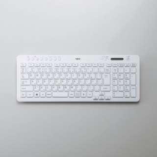 キーボードカバー (NEC VALUESTAR Wシリーズ対応) PKB-98NX14