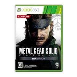 METAL GEAR SOLID PEACE WALKER HD EDITION [通常版] [Xbox 360]