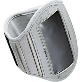 03ff0974f6 スマートフォン対応[幅 65mm] アームバンドスポーツケース (グレー) ...