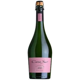 コノスル スパークリング・ロゼ 750ml【スパークリングワイン】