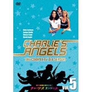 チャーリーズ・エンジェル コンプリート シーズン3 VOL.5 【DVD】