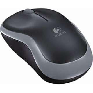 M185SG マウス Wireless Mouse スイフトグレー  [光学式 /3ボタン /USB /無線(ワイヤレス)]