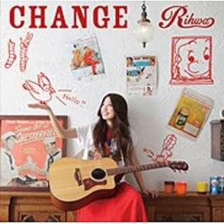 Rihwa/CHANGE 【CD】